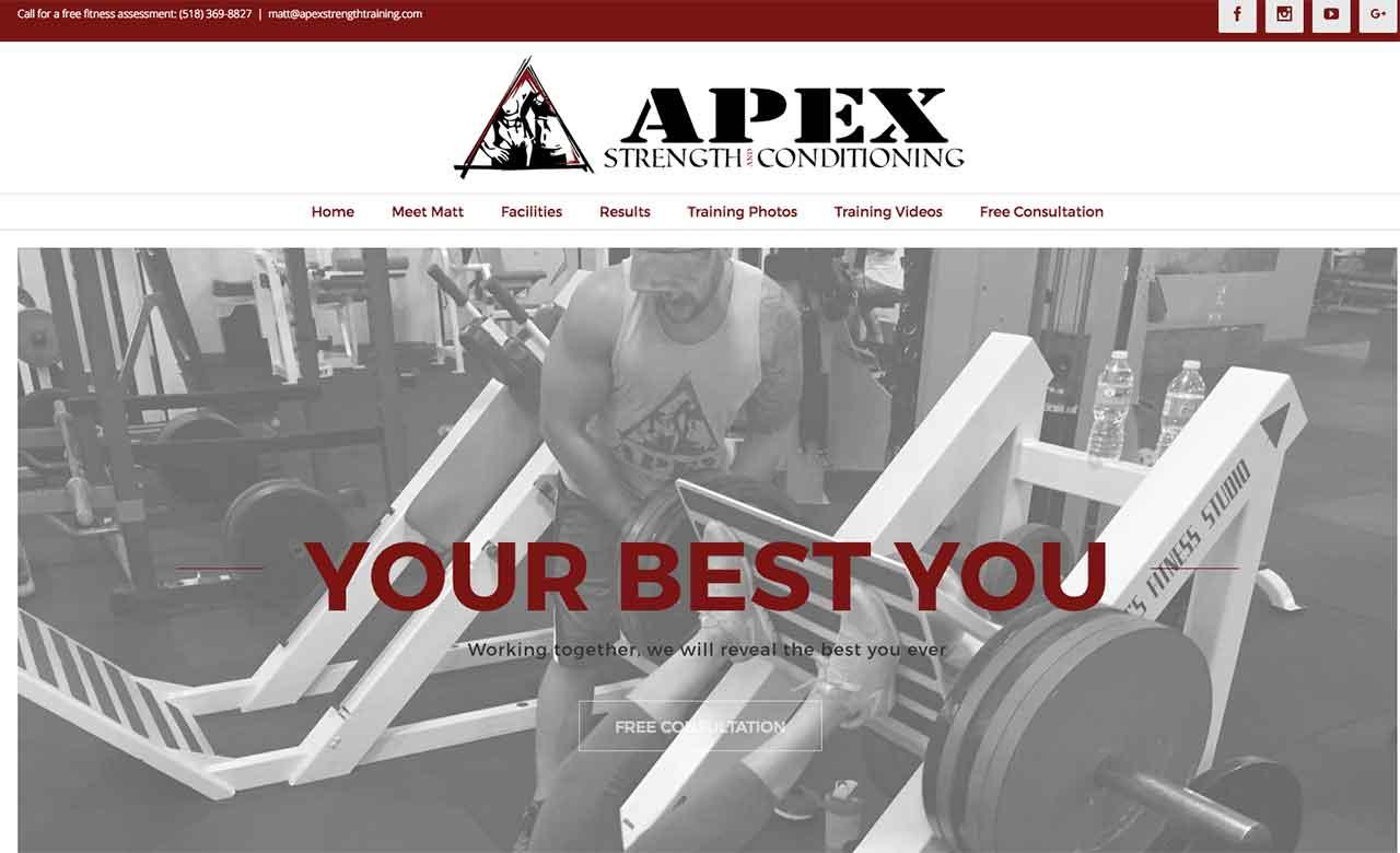 Apex Strength Training