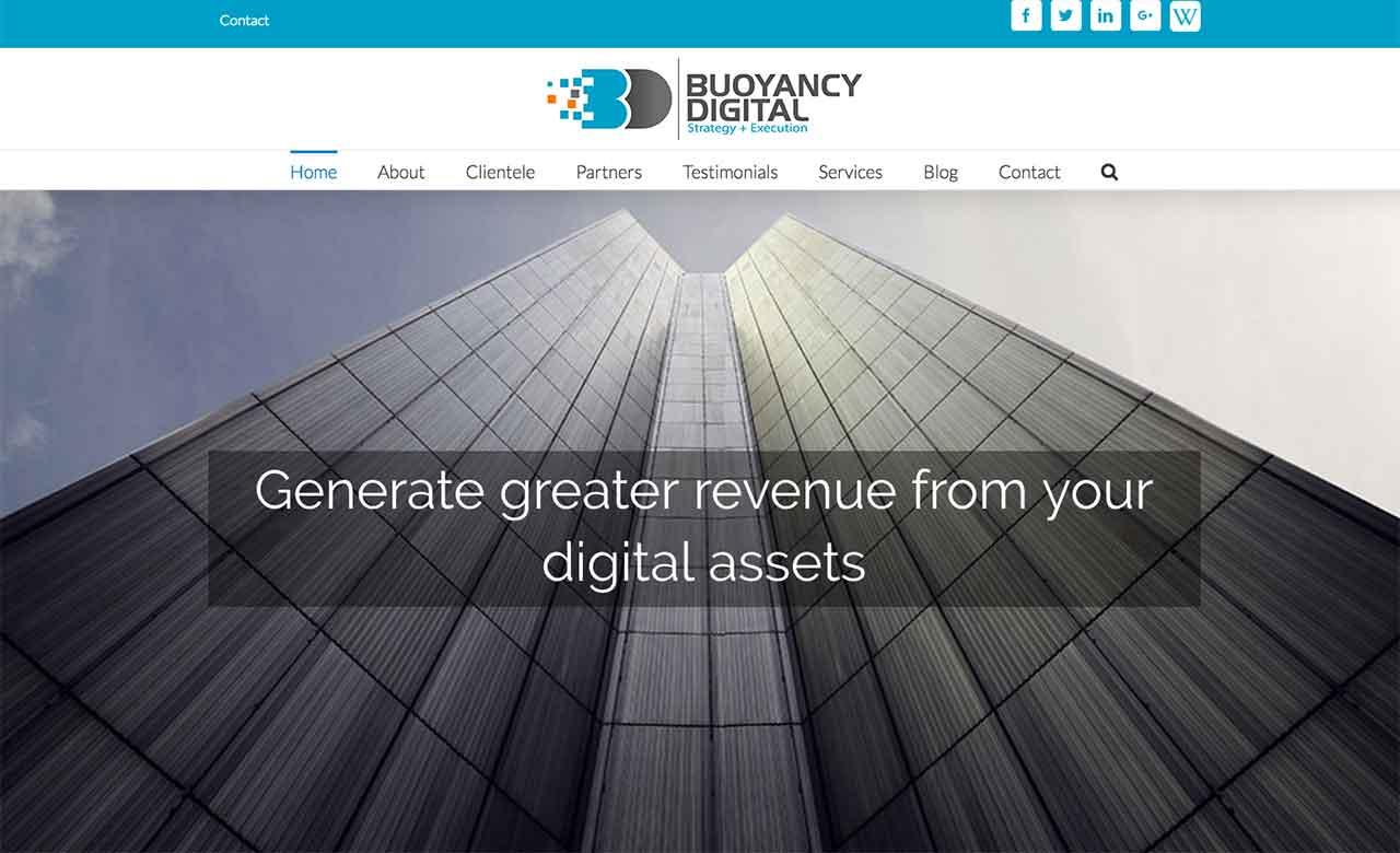 Buoyancy Digital - digital agency