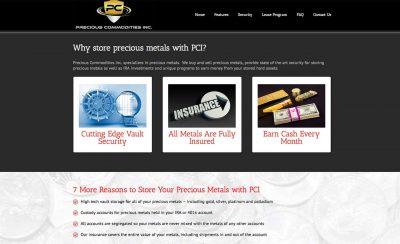 Monster Studios client Precious Commodities Inc.